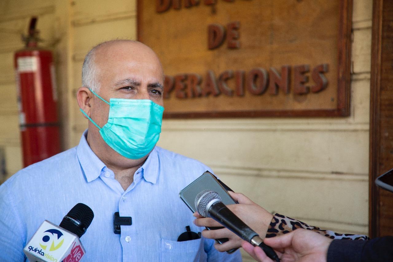Mauricio Viñambres no renunciará a la alcaldía de Quilpué en noviembre. Decisión lo inhabilitará para postular como parlamentario, CORE o integrante de la asamblea constituyente