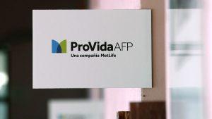 ProVida AFP habilita desde mañana sitio web para solicitar el retiro del Bono de hasta $200 mil