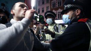 Explosivo incremento de muertos por alcoholismo en Gran Bretaña relacionados con la pandemia